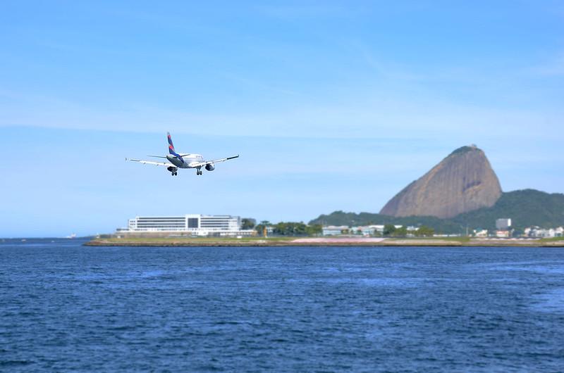 Aeroporto Santos Dumont, Rio de Janeiro - RJ