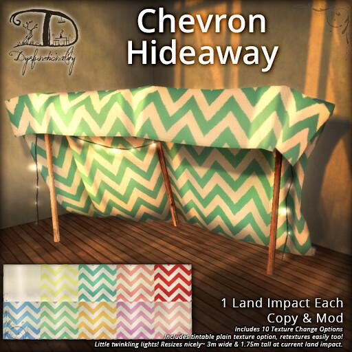 ChevronHideaway - TeleportHub.com Live!