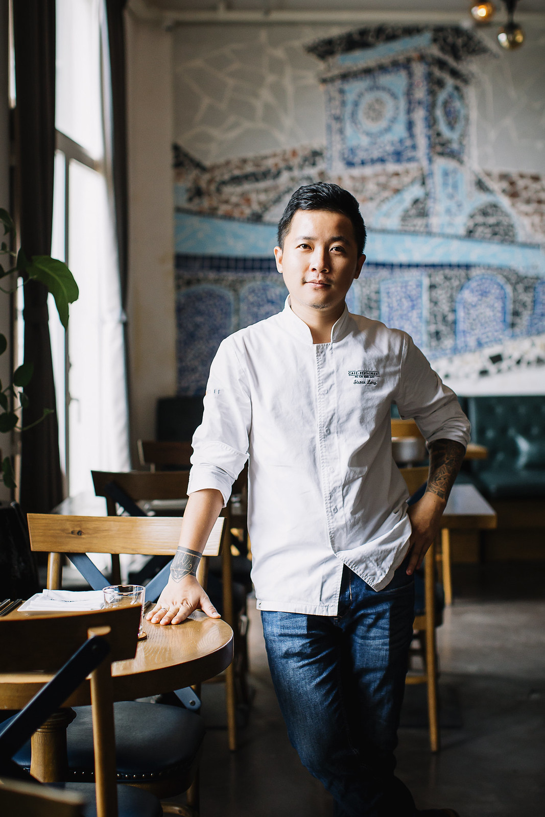 Sen Tay Ho - Chef Steven Long