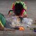 Mayan dancers por Nanooki ʕ•́ᴥ•̀ʔっ