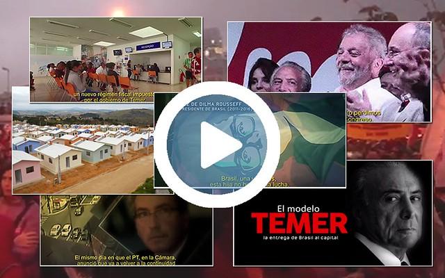 Documentário mostra a importância de programas sociais elaborados e implementados durante os governos do PT - Créditos: Reprodução