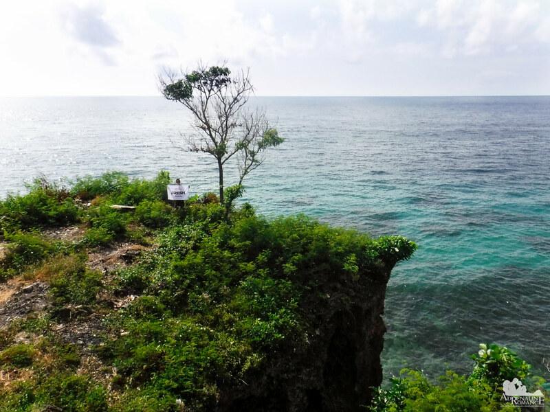 Cantagay Cliff