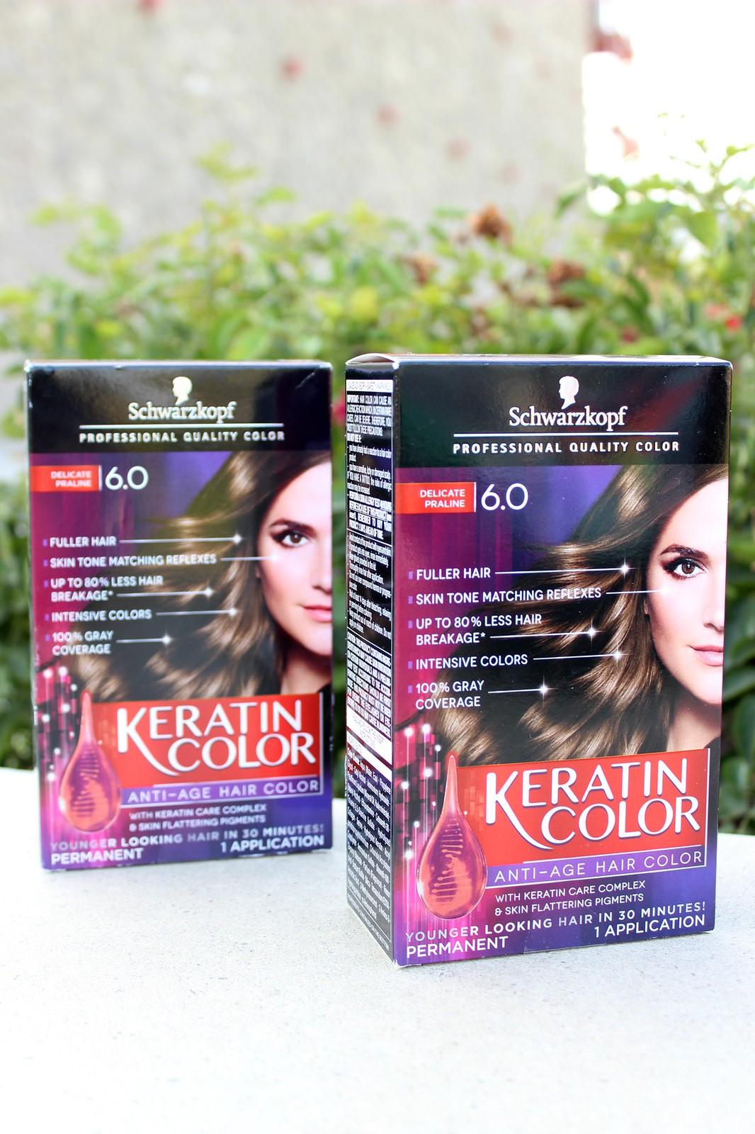 Schwarzkopf Keratin Color #KeratinColor #KeratinCares