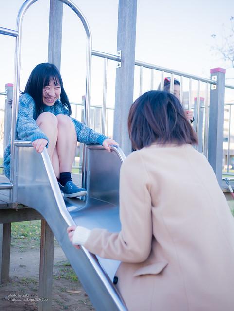榎本奈里子 (なりひ~) / 静岡交流会@東ふれあい公園, Panasonic DMC-GX7, LUMIX G 20/F1.7 II