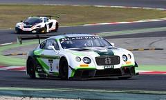 Bentley    Continental GT3 / Andy Soucek / Maxime  Soulet / Bentley Team M-Sport