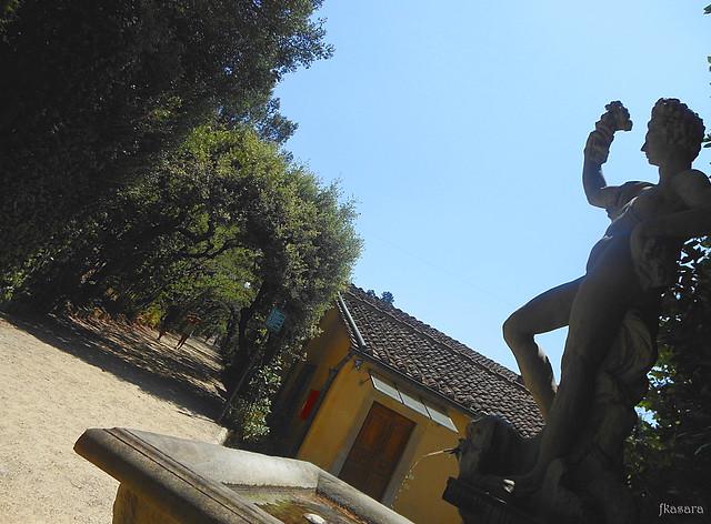 Sentiero dei Cipressi, Boboli Gardens