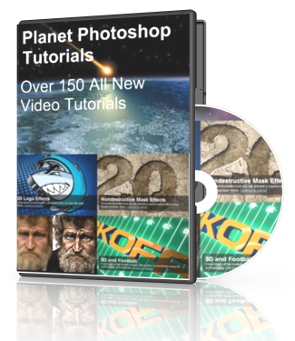 Planet Photoshop Tutorials by Corey Barker
