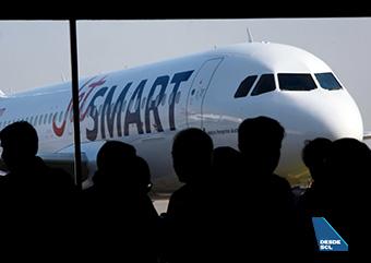 JetSMART pasajeros avión (Luis Colima)