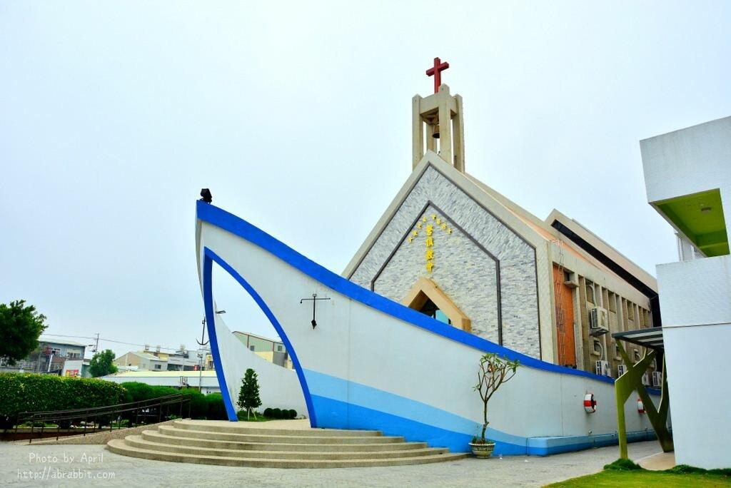 35411804254 bbc40f33a0 b - 台中龍井景點|磐頂教會-船型造型教會,諾亞方舟來啦!