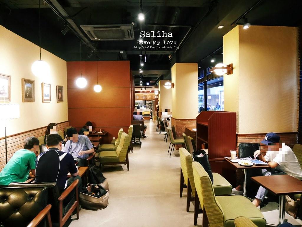 台北東區不限時下午茶咖啡館餐廳推薦上島咖啡