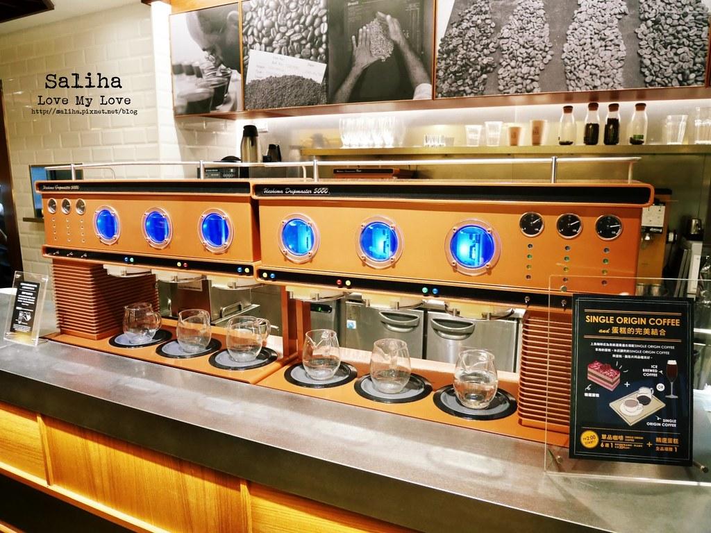 台北東區不限時下午茶咖啡館餐廳推薦上島咖啡 (8)