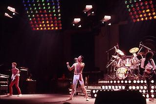 Queen live @ St Paul - 1982