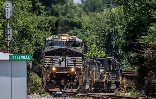 NS Train W20