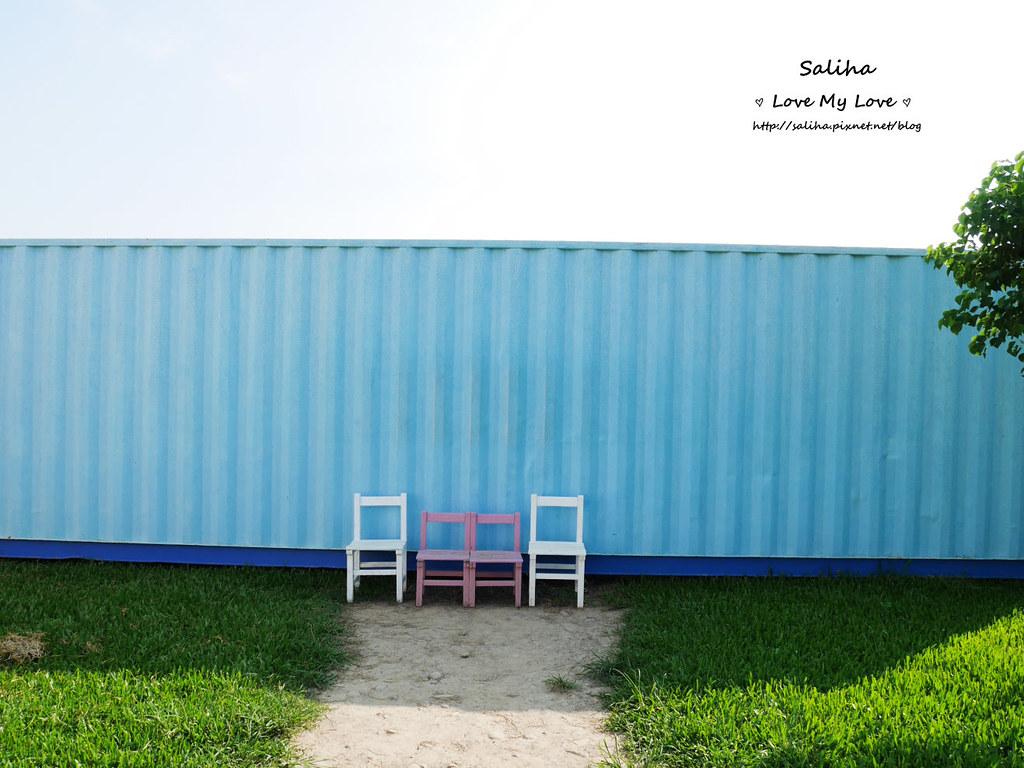 台中沙鹿區一日遊景點推薦好好小館超好拍彩色貨櫃屋婚紗外拍 (4)