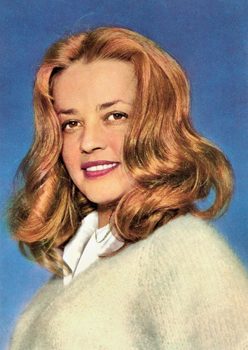 Jeanne Moreau dies at 89