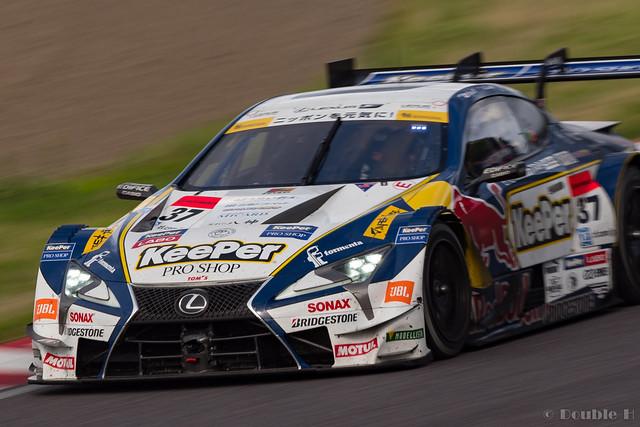 SUPER GT Official Test at Suzuka Circuit 2017.7.1 (196)