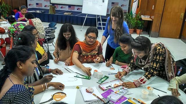 ELF_SCA_India_AY16-17_Vikramshila Education Resource Society_McAlary_Highlight 4_Photo 1