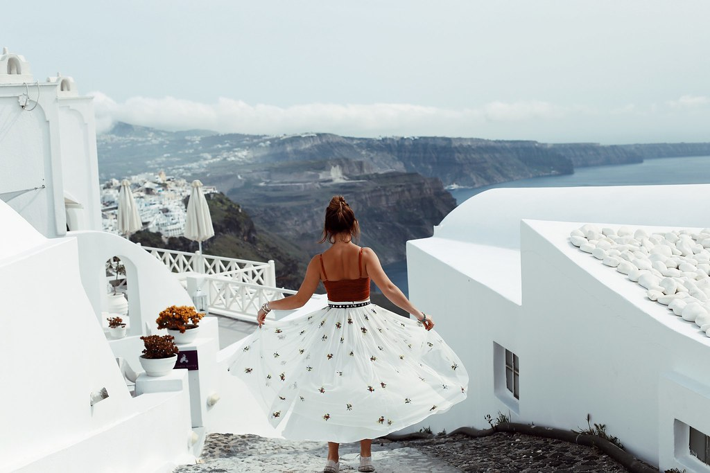 The Little Magpie Santorini Greece Guide