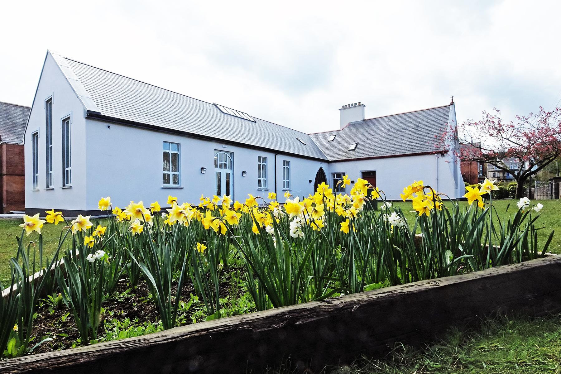 County Antrim, WHITEHEAD, Whitehead Methodist Church (Stanley Gilpin)