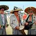 Los Mariachis de Over The Line Tournament 2017