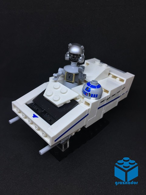 StarSpeeder 3000 MicroFighter