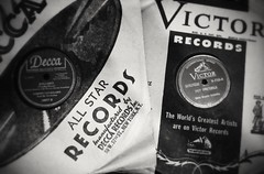 More vintage record's