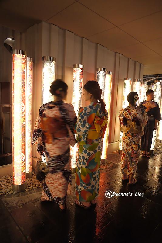 京都嵐山七夕