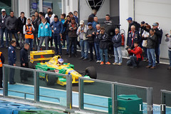 90's F1 Exhibition - Benetton B192 - 1992 - M Schumacher - 20170701 S(0224)