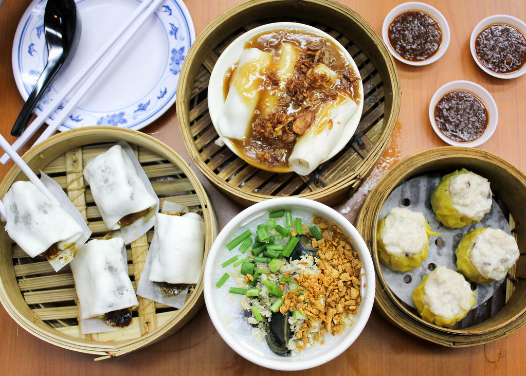 Supper Spots in the East: 126 Dim Sum