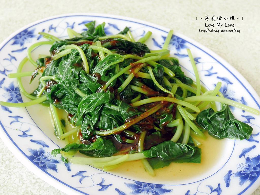 陽明山山產料理餐廳大樹下小饅頭 (11)