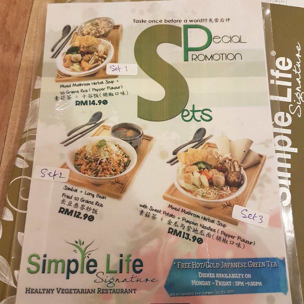 @ Simple Life at KL Pavilion Elite
