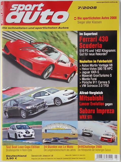 sport auto 7/2008