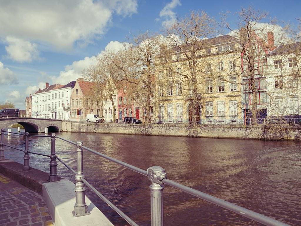 Recordando un paseo por Brujas. #bruges #brugge #belgium #olympus #travelphoto #photography