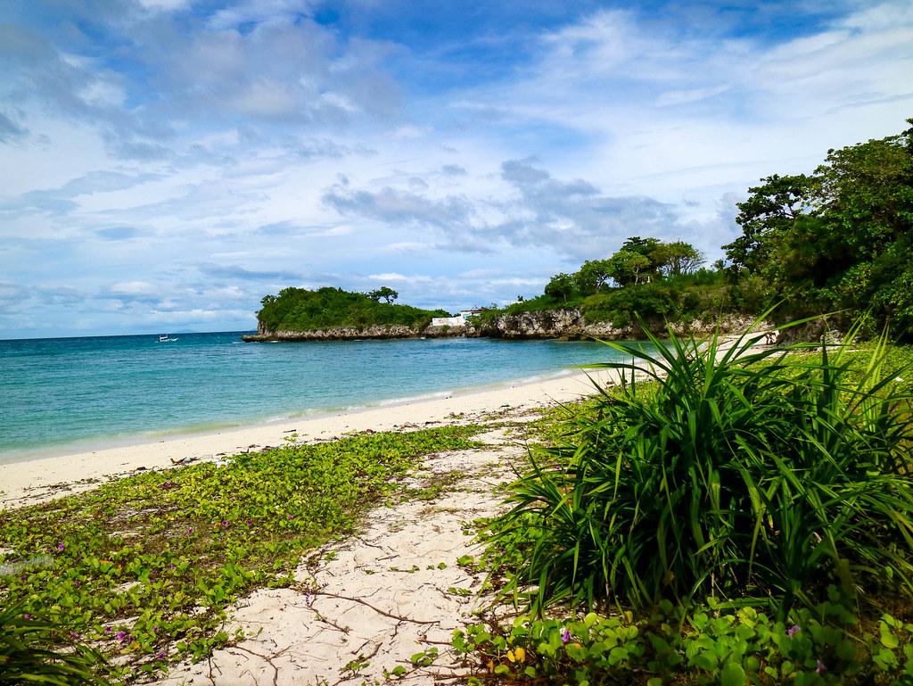 Langob beach Malapascua