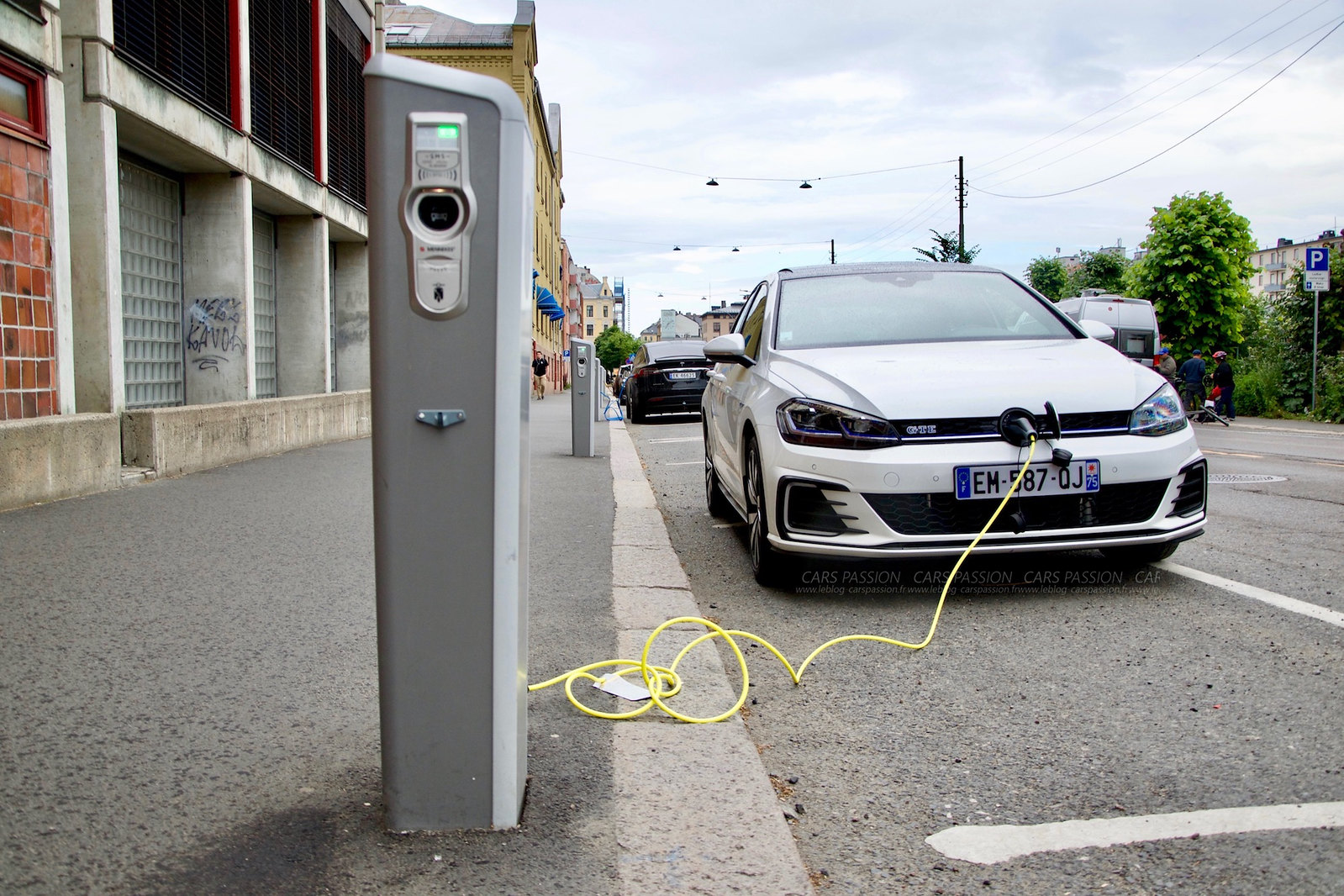 Charge 4 Golf GTE