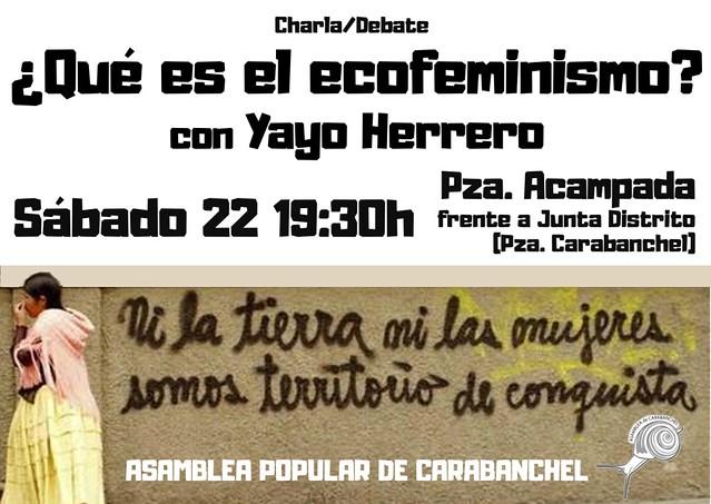 Ecofeminismo (con Yayo Herrero)