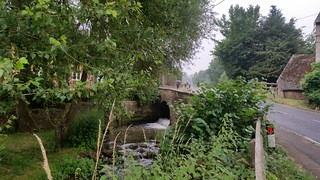 1. Weir at Bledington
