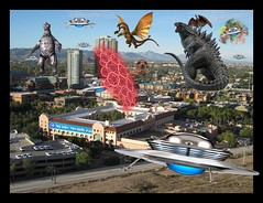 Alien Invasion Oh and Godzilla and Whatnot 7 20 2017