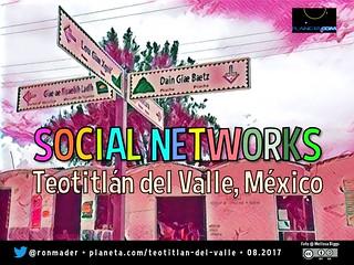 Social Networks in Teotitlán del Valle