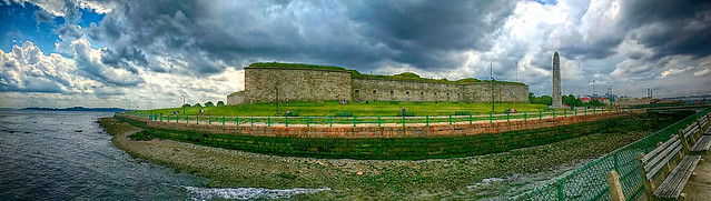 Fort Independence, South Boston