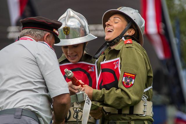 #VOF - Traditionelle Bewerbe Freiw. Feuerwehr B und Frauen (Fotos: Hermann Kollinger)