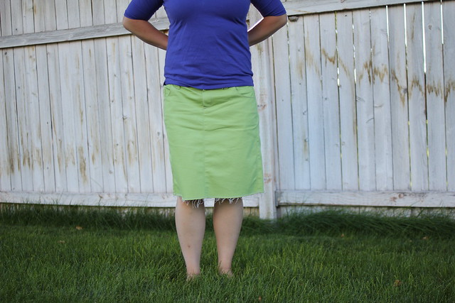 hey june sandbridge skirt by replicate then deviate