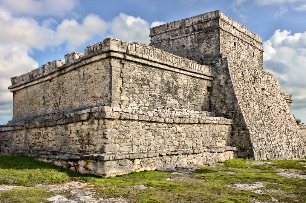 Tulum Naya ruins 1
