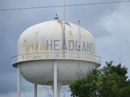 Municipal Water Tank Headland AL