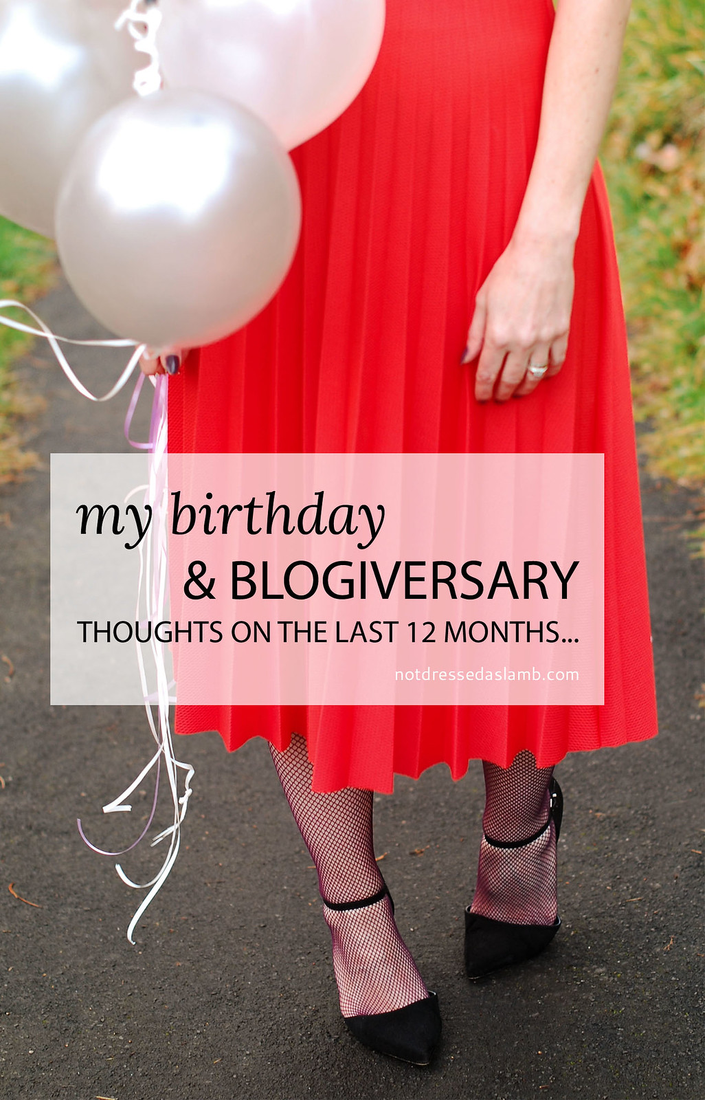 My Birthday and 6th Blogiversary | What a Difference a Year Makes | Not Dressed As Lamb, over 40 style