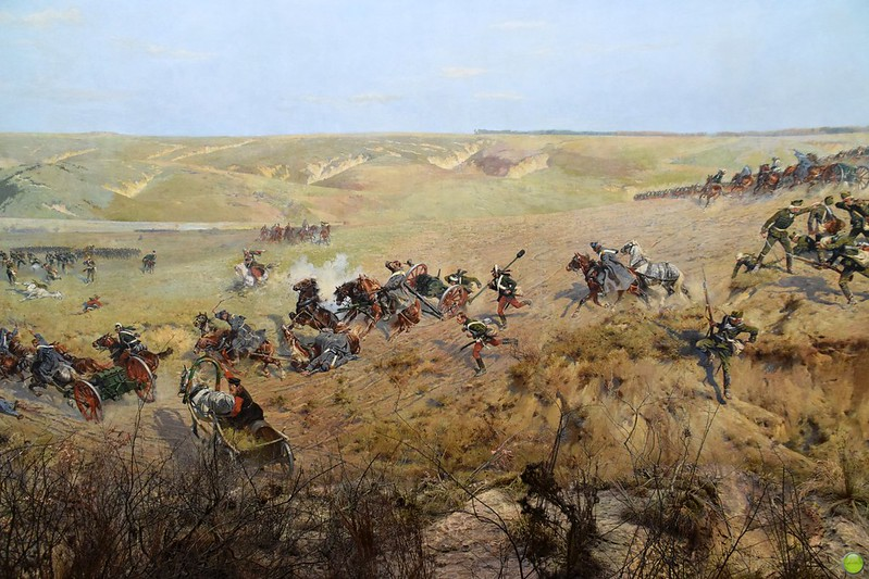 Panorama of the Battle of Racławice (7/11)