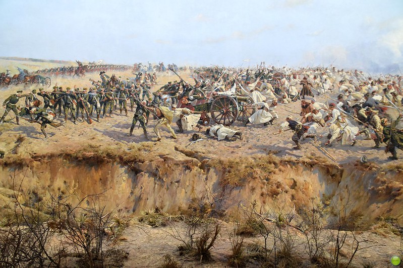 Panorama of the Battle of Racławice (8/11)