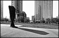 Chicago : To cast a shadow.
