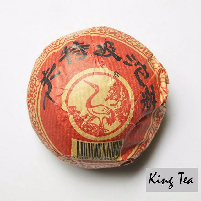 Free Shipping 2003 XiaGuan TeJi Grade Tuo Bowl 100g *5 = 500g China YunNan Chinese Puer Puerh Raw Tea Sheng Cha Weight Loss Slim Beauty