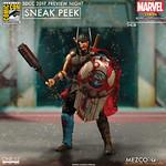 MEZCO – ONE:12 COLLECTIVE 系列【角鬥士索爾】Gladiator Thor 1/12 比例人偶作品